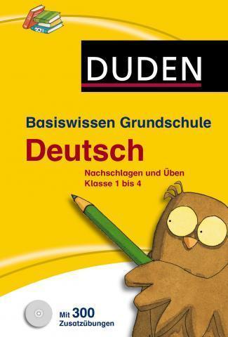 Duden Basiswissen Grundschule – Deutsch