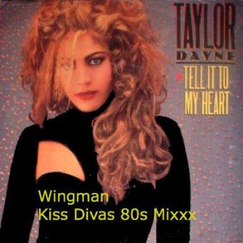 KISS DIVAS 80S MIXXX