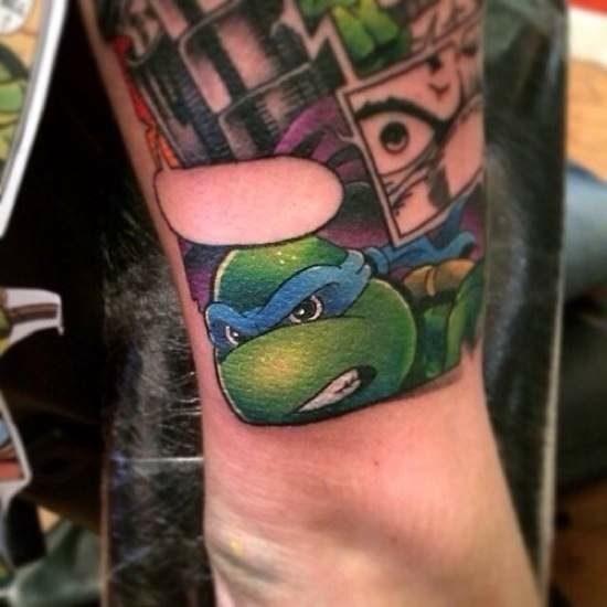 Odważne tatuaże #4 23