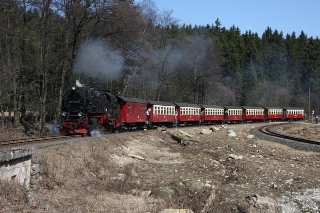 99 7240-7 Ausfahrt Drei Annen Hohne