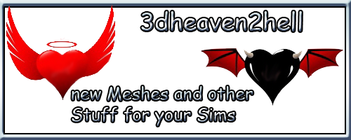 From Heaven 2 Hell Sims 3 & 4