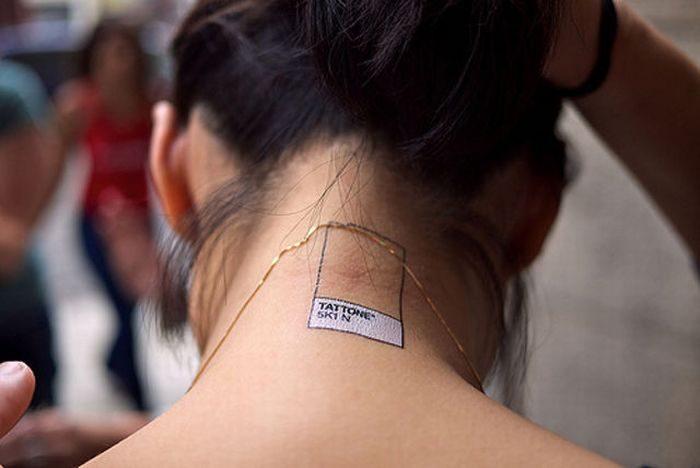 Tymczasowe tatuaże 5