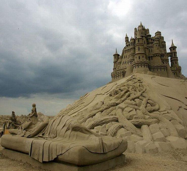Najlepsze rzeźby z piasku na świecie. 30