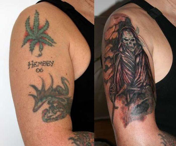 Tatuaże do poprawki 12