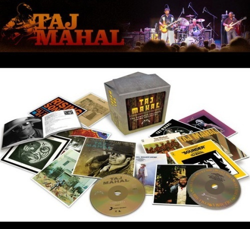 Taj Mahal Music Keeps Me Together