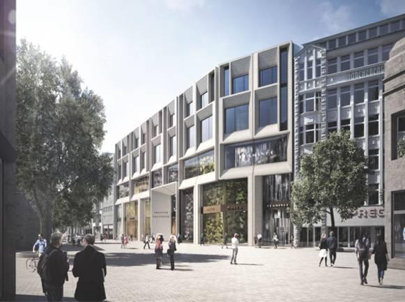 hsh nordbank shopping passage realisiert seite 2 deutsches architektur forum. Black Bedroom Furniture Sets. Home Design Ideas