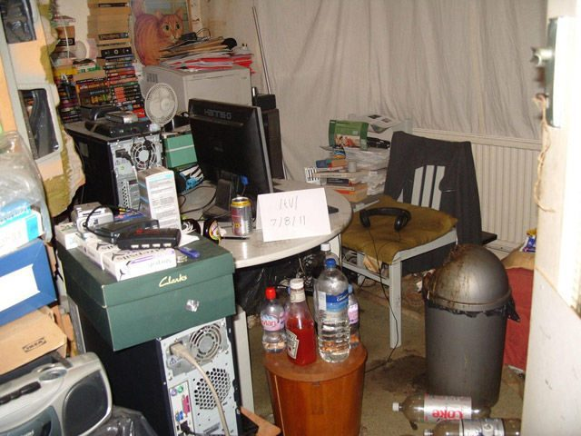 Najbrudniejsze biurka 1