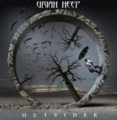 Uriah Heep - Outsider (2014) .mp3 - 320kbps