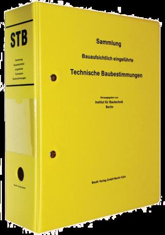 : Beuth Technische Baubestimmungen