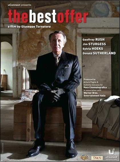 En İyi Teklif - The Best Offer (2013) türkçe dublaj film indir