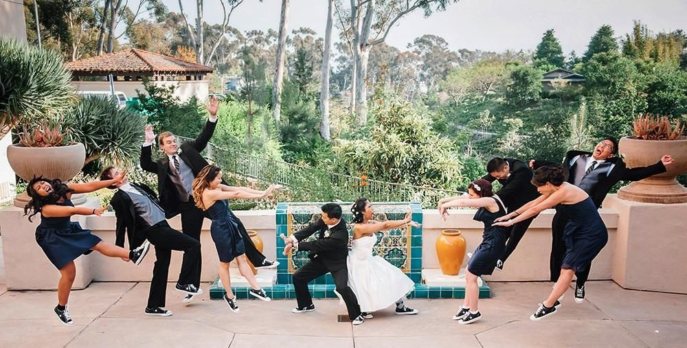 Najdziwniejsze zdjęcia ślubne #4 34