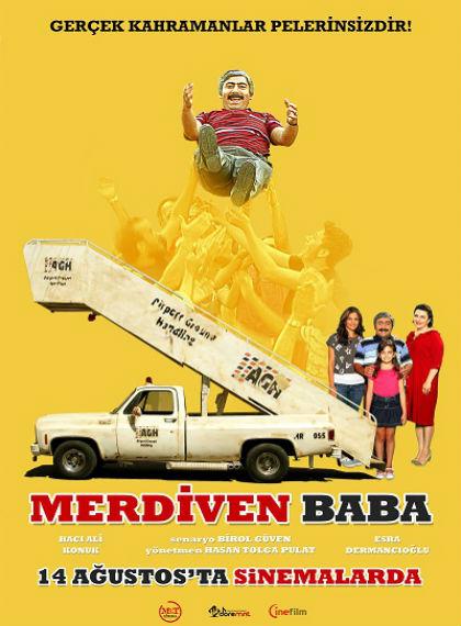 Merdiven Baba 2015 DVDRip XviD Yerli Film – Tek Link