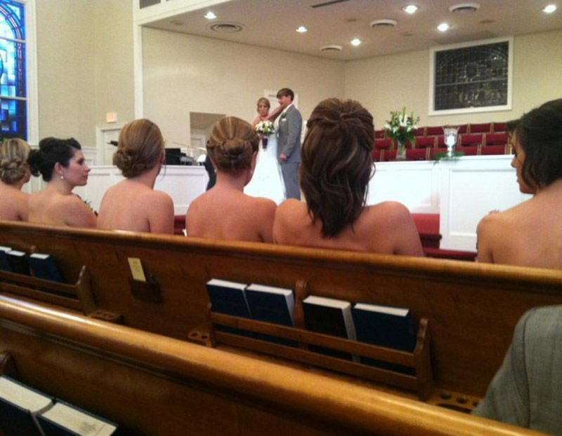 Nietypowe zdjęcia ślubne 7