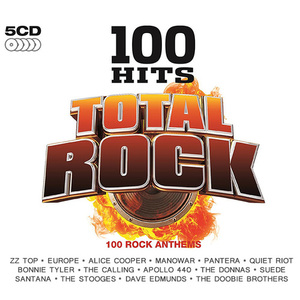 Various Artists - 100 Hits Total Rock (5CD) (2016)