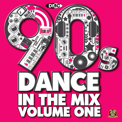 90s Dance in The Mix (Volume One) [Compilation, Mixed - DMC90sMix1] (2017) .mp3 - 320 Kbps
