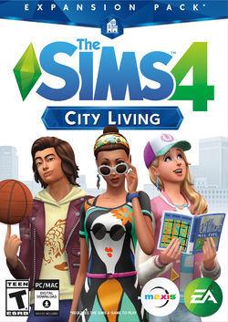 [PC] The Sims 4: City Living (Vita in Città) (2016) Multi - SUB ITA