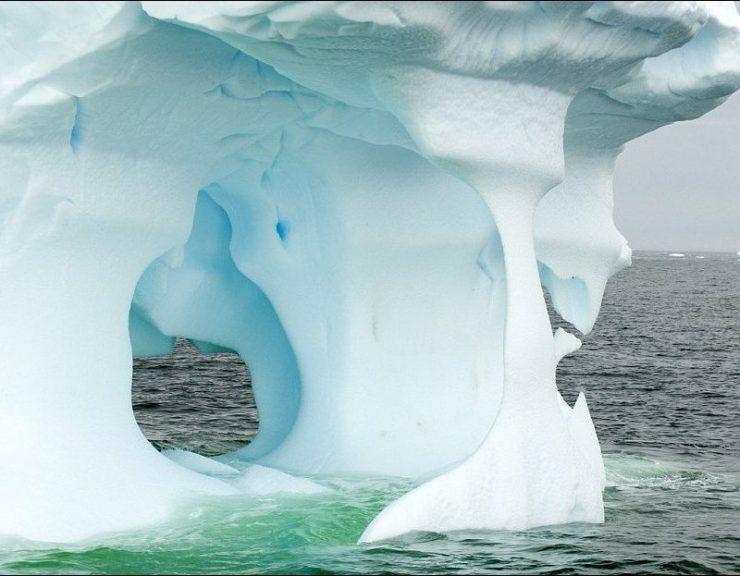 Góra lodowa 8