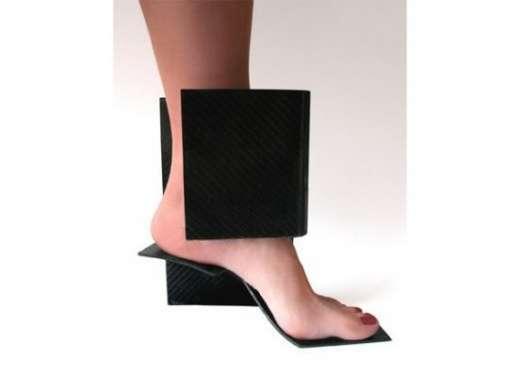 Najdziwniejsze buty 7
