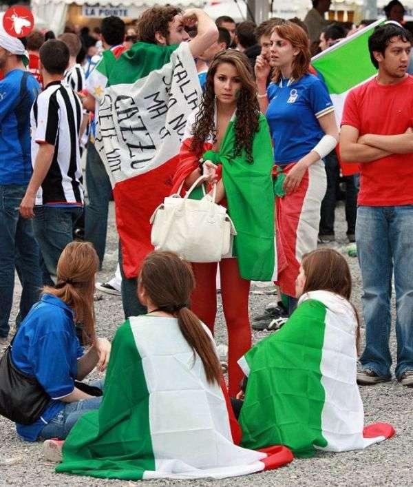 Kibicki Mistrzostw Europy 2008 39