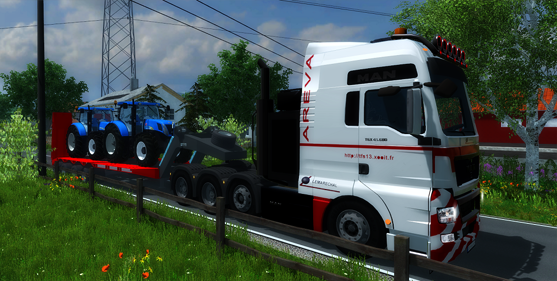 MAN Areva Lemarechal Edition + Trailer v 1.0