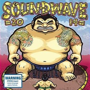 VA - Soundwave [2CD] (2014) .mp3 - 320kbps