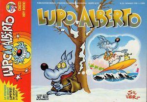 Lupo Alberto 55 - 1990-01