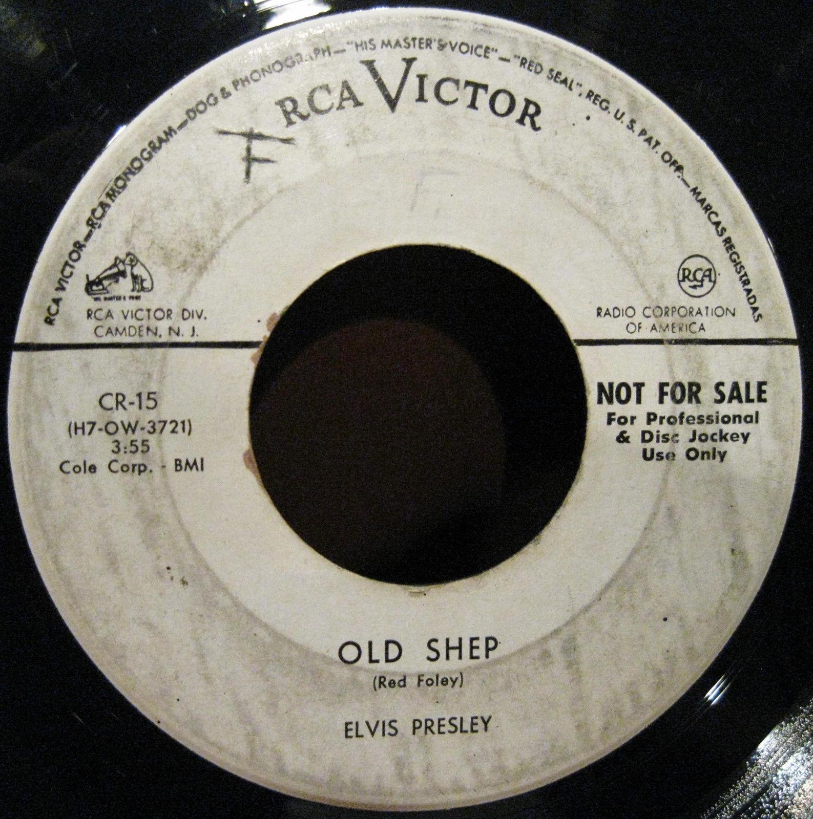 Old Shep / --- _57a3pou