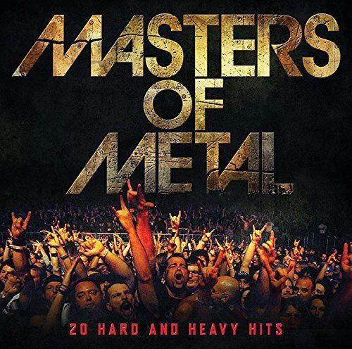 Various Artists - Masters of Metal (20 Hard & Heavy Hits) (2016)
