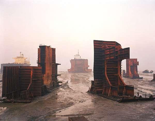 Złomowanie statków 2