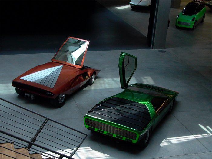 Prototypy z lat 70. 48