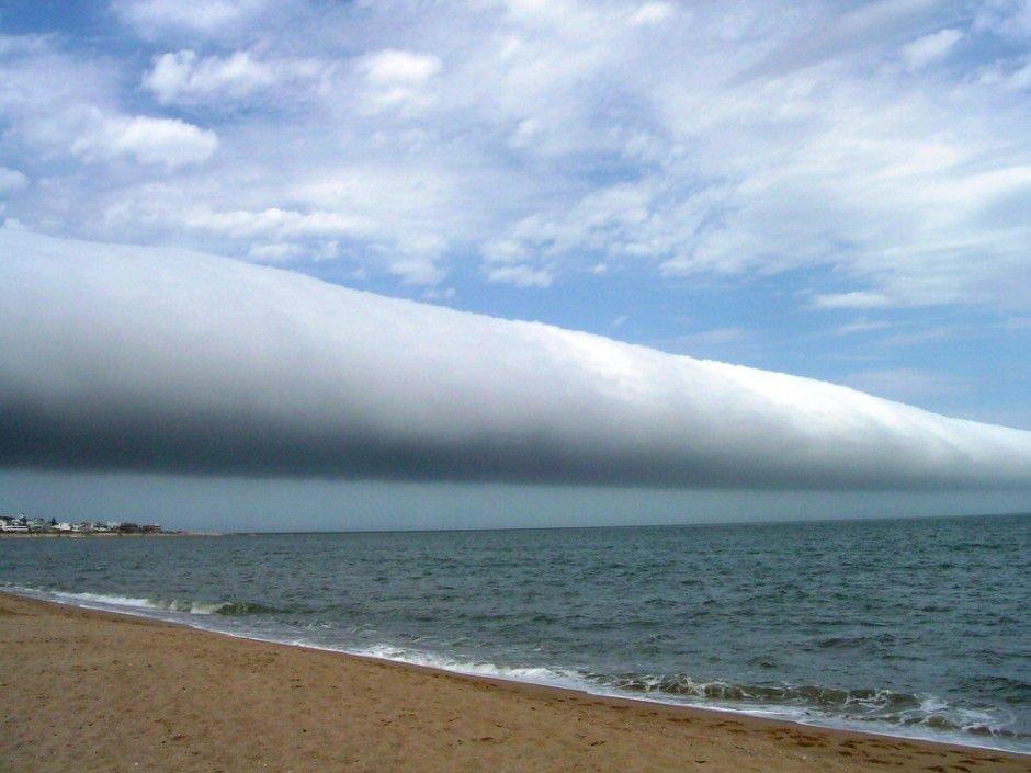 Niezwykłe chmury #3 16