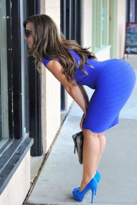 Obcisłe sukienki #2 16