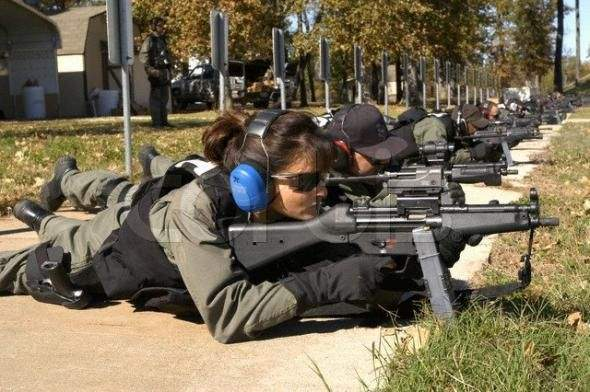 Dziewczyny w armii 24