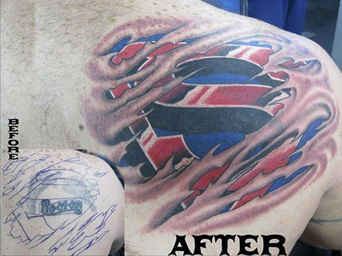 Tatuaże do poprawki 17