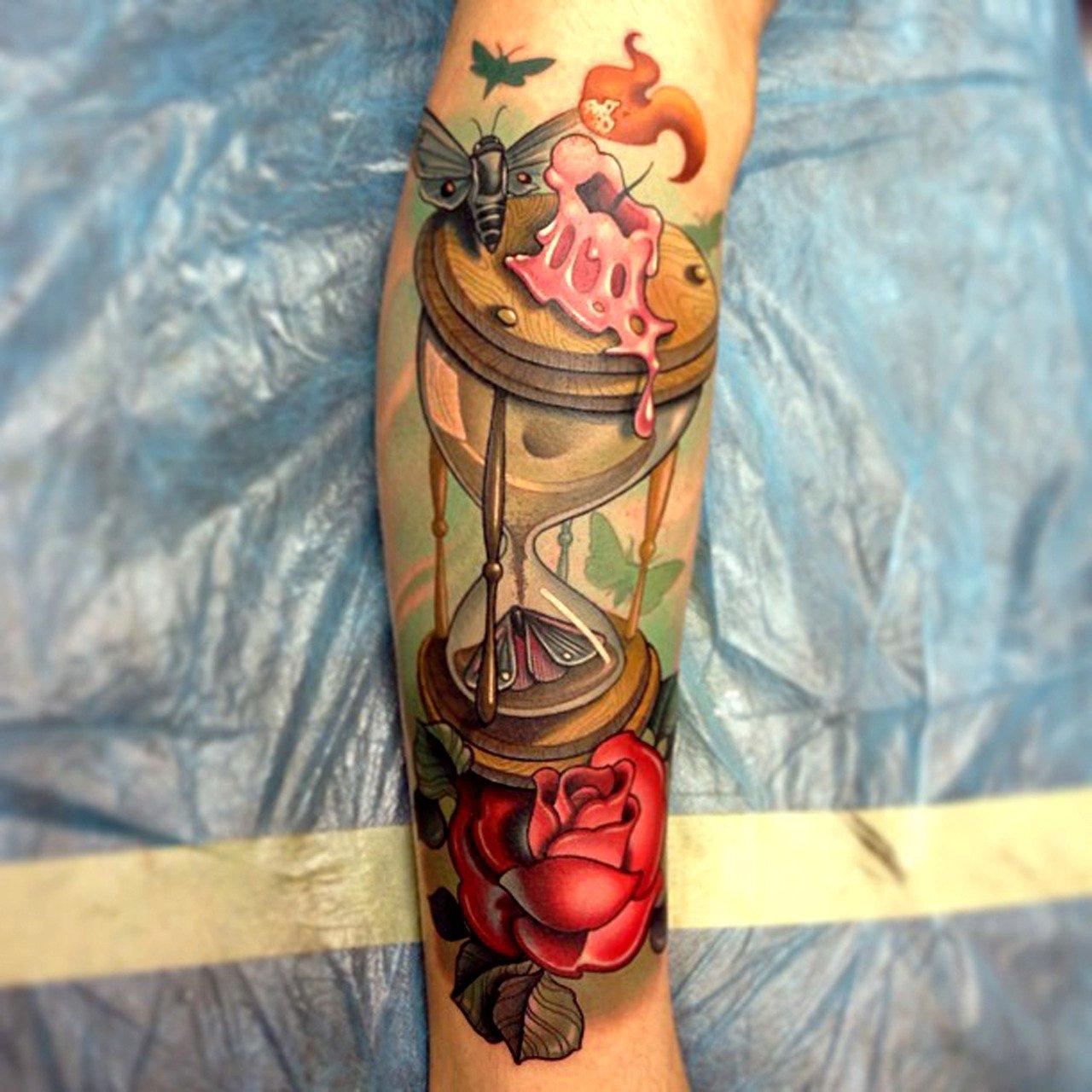 Nietypowe tatuaże #5 13