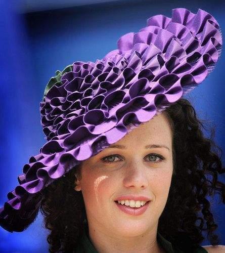 Najdziwniejsze kapelusze 18