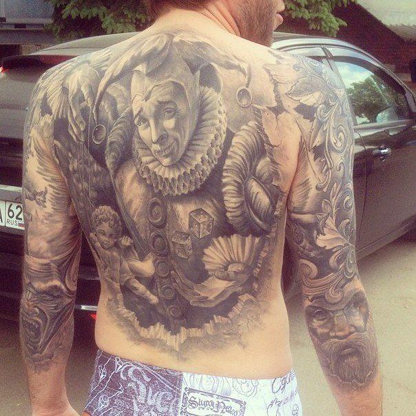 Świetne tatuaże #3 26