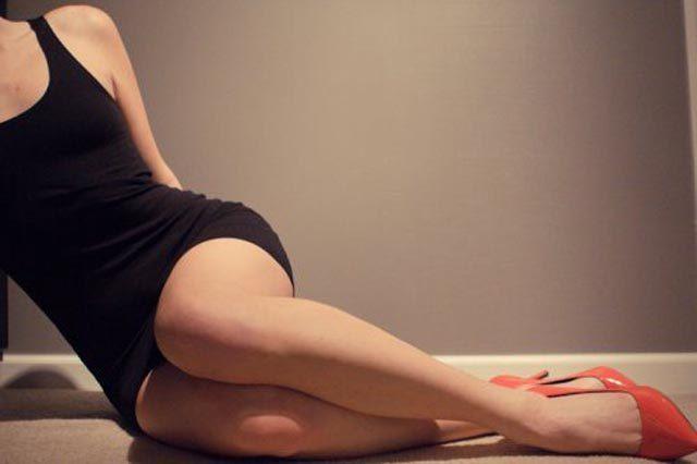 Kobiece nogi #4 4