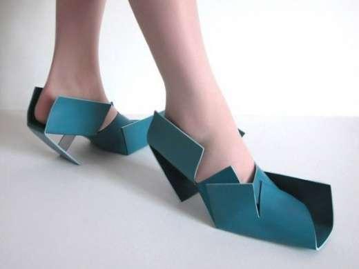 Najdziwniejsze buty 9