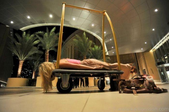 Planking - zabawa w leżenie 11