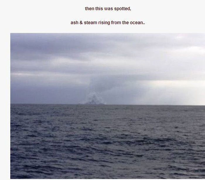 Jak powstaje wyspa wulkaniczna? 9