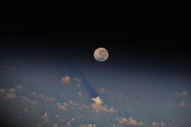 Codzienność na Międzynarodowej Stacji Kosmicznej 29