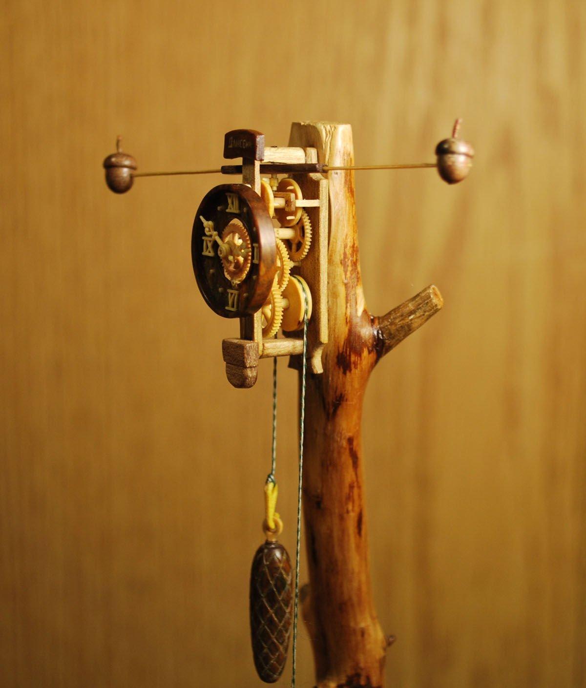 Zegarki z drewna 38