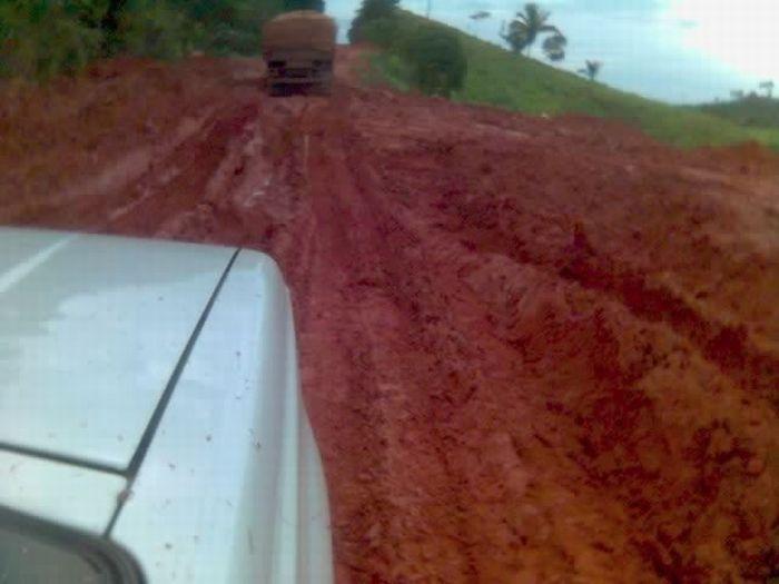 Transamazonika - najgorsza droga w Brazylii 5