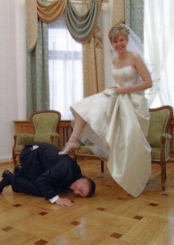 Najdziwniejsze zdjęcia ślubne #2 16
