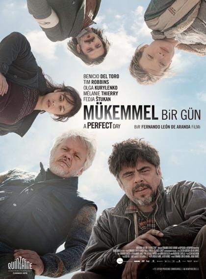 Mükemmel Bir Gün - A Perfect Day (2015) türkçe dublaj film indir