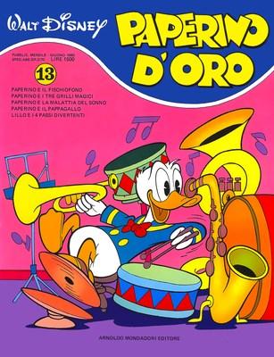 PAPERINO D'ORO – n° 13 (1980)