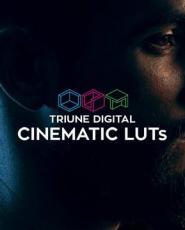 Triune Color Cinematic Luts