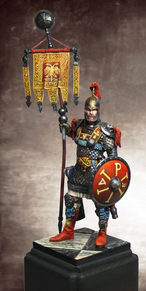 Byzantium Standard Bearer