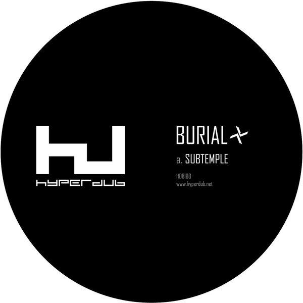 Burial - Subtemple (2017)